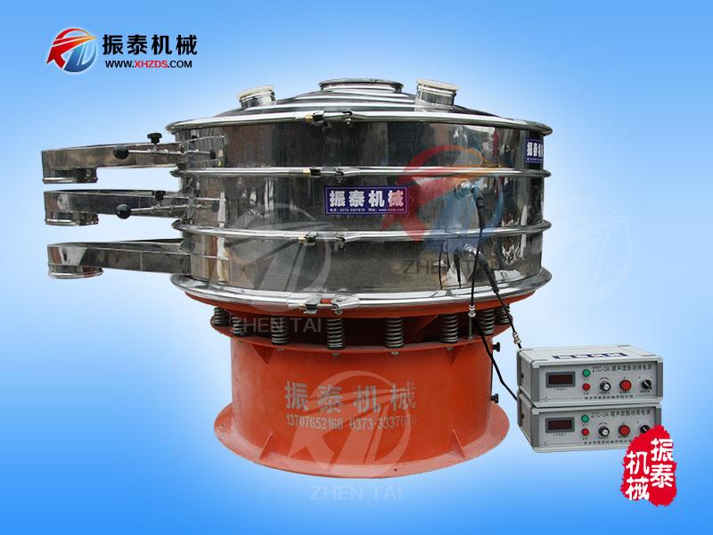 ZTC-1200-2S超声波zhendong筛(加长出料口)